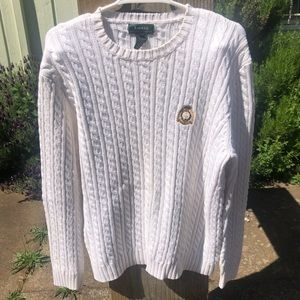 Ralph Lauren Classic 100% Cotton Summer Sweater